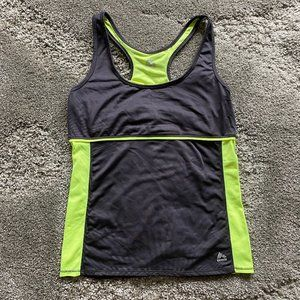 RBX Active Workout Tank with Built in Bra